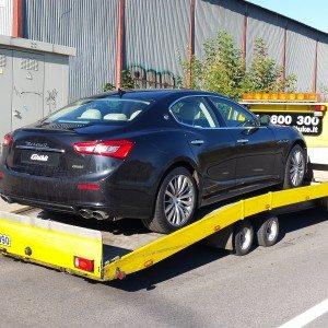 Sportinių automobilių transportavimas
