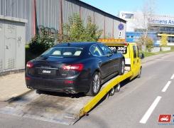 Automobilio transportavimas