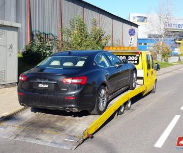 TPVA naujų automobilių transportavimas