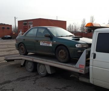 TPVA sportiniu automobiliu transportavimas i varzybas