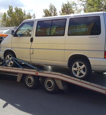 TPVA transportavimas T4