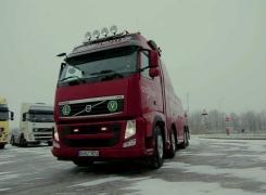 Sunkvežimių techninė pagalba kelyje
